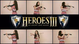 Heroes of Might and Magic III (Anastasia Soina violin)