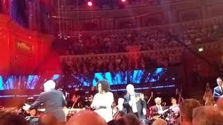 James Morrison trumpet royal Albert hall