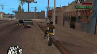 CJ could just kill a man - GTA San Andreas