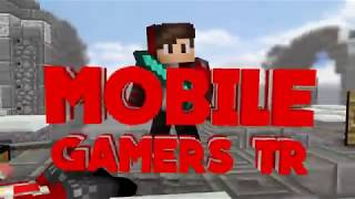 Minecraft İntro 4 (Template Edit) | Mobile Gamers TR