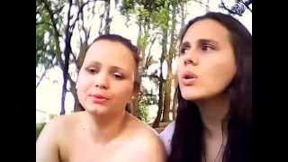 Letícia e Josiane Theis
