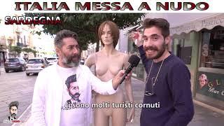 ITALIA MESSA A NUDO