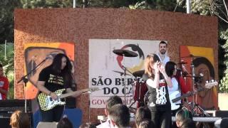 Depois do Fim - The Ponytail Parades (Emery Cover) @ Parque da Juventude - SBC