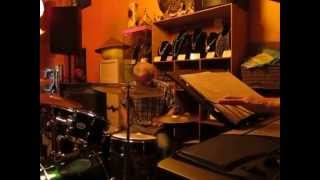 Foot Tapper - drum cover at El Centro Cafe Kota Kinabalu