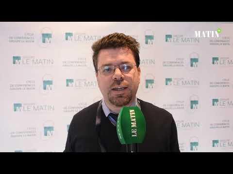 Matinales Groupe Le Matin: Déclaration de Anass Benjelloun, expert-comptable