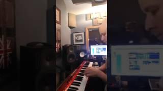 Vuelve y Se Pega Navidad  - Uncion Tropical - PIANO COVER
