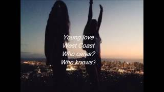 made in hollywood - LANY LYRICS
