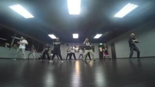 Showgirl - Bluey Robinson. / Jin Locking Choreography