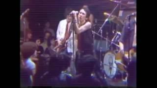 Dead Boys - Search and Destroy (Live at CBGB's 1977)