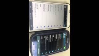 팬택 시크릿 노트 WiFi 문제