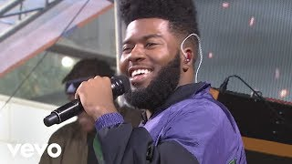 Khalid - Young Dumb & Broke (The TODAY Show) width=