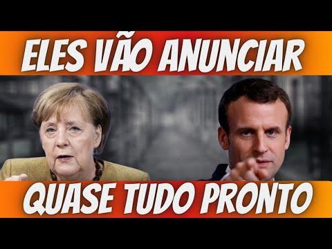 Veja o que está vindo da França e Alemanha!!