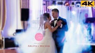 [4K UHD] LoveMeStudio.pl // 09.06.2017 // Arleta + Michał // pierwszy taniec