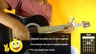 Cómo Tocar - Te Equivocaste de Yuridia (Cover) | Mi Acorde Favorito