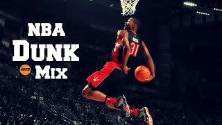 "NBA Dunk Mix - ""Gang Up"" ᴴᴰ"