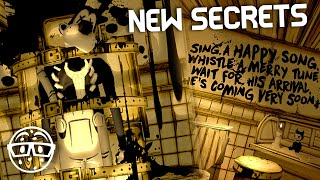 PROOF Henry HATES Joey Drew?! (New BATIM Secret Henry Audio) - Bendy and the Ink Machine Secrets