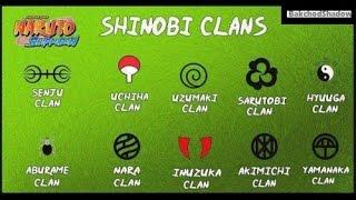 WHICH SHINOBI CLAN YOU BELONG TO??? | NARUTO QUIZ #3