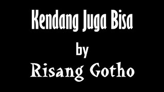 """Justin Bieber - Love Yourself"" Reggae Version by JAHBOY / Kendang Juga Bisa by Risang Gotho"