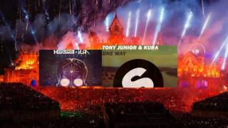 Hardwell & KURA - Calavera VS Tony Junior & KURA ft Jimmy Clash - Walk Away