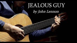 JEALOUS GUY - John Lennon - fingerstyle guitar cover by soYmartino