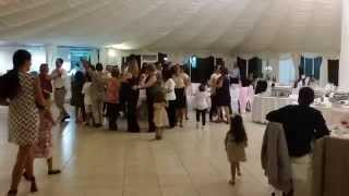 Apita o comboio - Casamento Mila e Cláudio