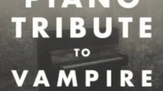 Oxford Comma - Vampire Weekend Piano Tribute