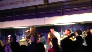 Michelle Williams Beyonce Kelly SAY YES (live) - Youth Explosion Charlotte