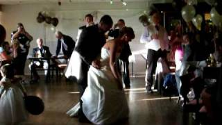 Boom boom shake the room wedding Dance video