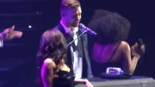 Justin Timberlake - Señorita @ Hallenstadion, Zurich 16.04.2014