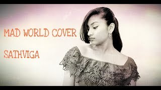 Mad World - Jasmine Thompson (Sathviga Sri Cover)