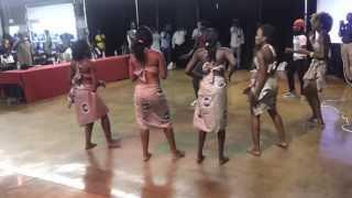 Utah African Dance Company live at South Sundan