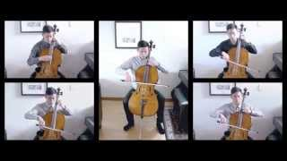 """Young & Beautiful"" - Lana Del Rey (Cello Cover by Nicholas Yee)"