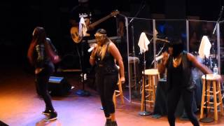 "SWV - ""You're The One""  live - Philly 6.21.15"
