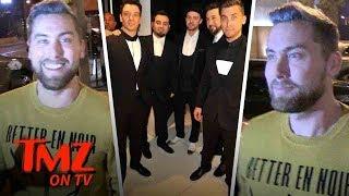 Lance Bass – 'NSYNC Will Definitely Reunite! | TMZ TV