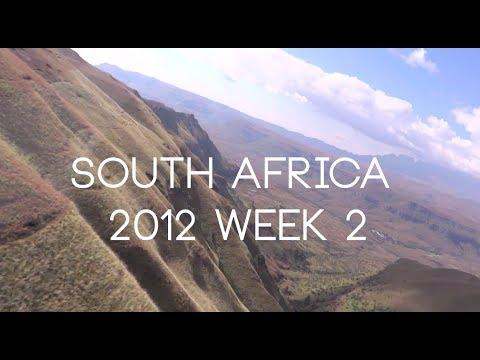 South Africa 2012 Week 2