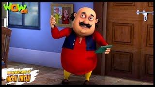 Motu Patlu New Episode | Cartoons | Kids TV Shows | Motu Ki Bachat | Wow Kidz