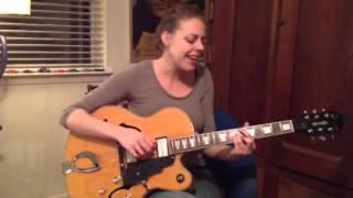 Blue Christmas Bossa Nova Style Corrina Rachel Jazz Austin