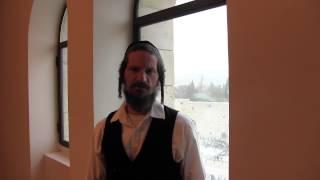 R.  Yom Tov Glaser - Rosh Hashanah 5776