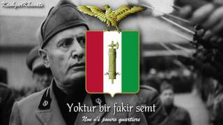 "Faşist İtalya Milli Marşı - Anthem of Fascist Italy ""Giovinezza"" [Türkçe Altyazılı]"