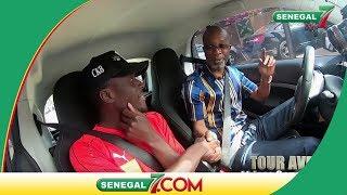 Tour avec Idrissa Gana Gueye: