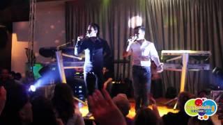 Miguel e Andre na Dancetaria Cerâmica (12.03.11)