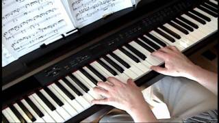 Because You Loved Me - Celine Dion - Piano
