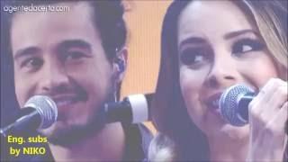 Tiago Iorc & Sandy -me espera (English subs)