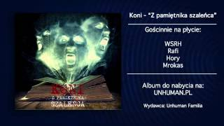 11. Koni - Ejbry feat. Mrokas | bit Greg/MilionyDecybeli (OFICJALNY ODSŁUCH)