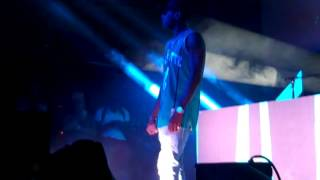 Fabolous performing at The Fillmore at The Music Factory in Charlotte, NC