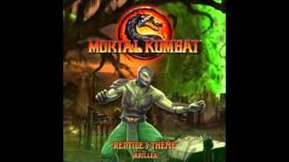 Skrillex Mortal Kombat: Reptile`s Theme HD