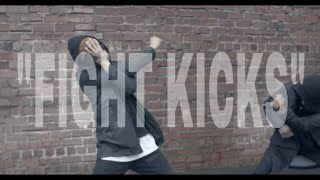 SLEEP STEADY x KONRAD OLDMONEY - FIGHT KICKS (OFFICIAL MUSIC VIDEO)