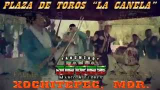 VIDEO SPOT - LA NUMERO 1 BANDA JEREZ, REGULO CARO, ARTURO ROQUE - XOCHITEPEC, MOR  18/JUL/15