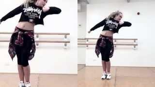 GET UGLY   DANCE COVER   @Mattsteffanina Choreography