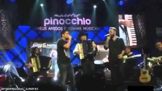 Jorge e Mateus Pergunta Boba (DVD Pinocchio 2015 Prévia)